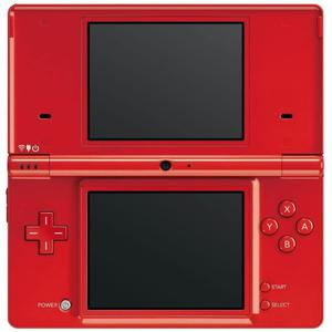 Console Nintendo DSI - Rouge