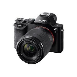 Hybride - Sony Alpha A7 - Noir + Objectif 28-70mm