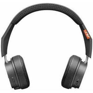 Casque Réducteur de Bruit Gaming Bluetooth avec Micro Plantronics BackBeat 505 - Gris foncé