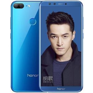Huawei Honor 9 Lite 64GB Dual Sim - Sininen (Peacock Blue) - Lukitsematon