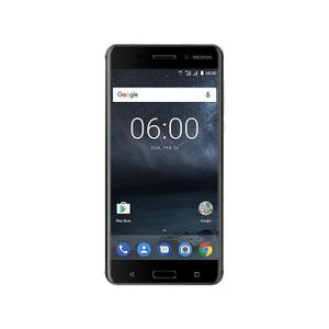 Nokia 6 32GB - Musta - Lukitsematon