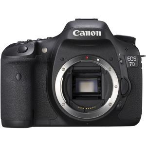 Reflex - Canon EOS 7D + Objectif 18-55MM