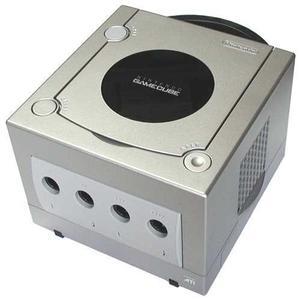 Console Nintendo GameCube + Controller - Grijs