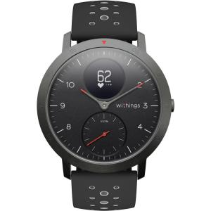 Montre Cardio GPS Withings Steel HR Sport - Noir