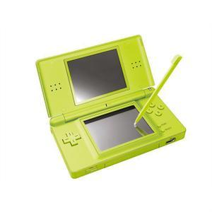 Console Nintendo DS LITE + Gioco KAWASHIMA - Verde