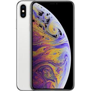 iPhone XS Max 64 Go   - Argent - Débloqué