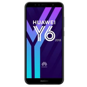 Huawei Y6 (2018) 16GB - Musta (Midnight Black) - Lukitsematon
