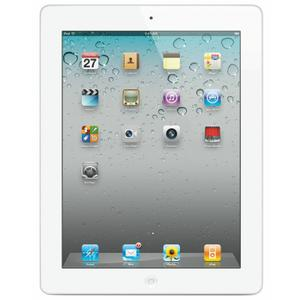 """iPad 2 (März 2011) 9,7"""" 64GB - WLAN + 3G - Weiß - Ausländischer Netzbetreiber"""