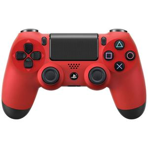 Sony Dualshock 4 Playstation 4 Controller - Rot