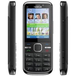 Nokia C5-00 - Negro- Libre