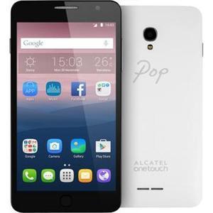 Alcatel Pop Star 8 Go Dual Sim - Blanc - Débloqué