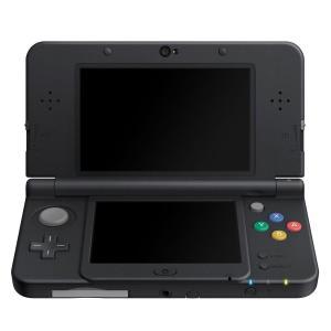 Nintendo New 3DS - HDD 1 GB - Schwarz