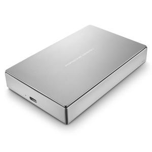 """LaCie - Disque dur externe 2.5"""" STFD4000400 4 To USB-C + USB 3.0 - Porsche Design"""