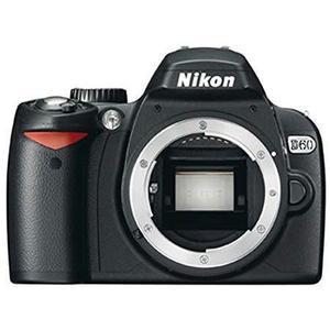 Spiegelreflex - Nikon D60 - Aktentasche - Schwarz