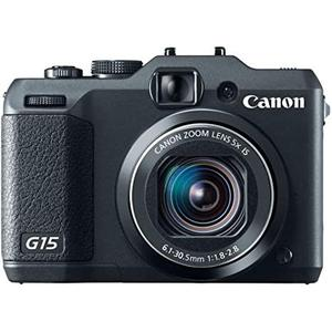 Compact Canon PowerShot G15