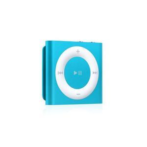 iPod Shuffle 4 MP3 & MP4-soitin & MP4 2GB - Sininen
