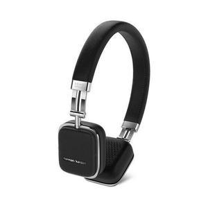 Kopfhörer     Bluetooth  mit Mikrophon Harman Kardon Soho Wireless - Schwarz