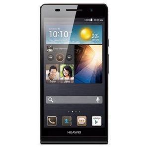 Huawei Ascend P6 8GB - Musta (Midnight Black) - Lukitsematon