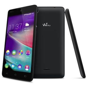 Wiko Rainbow Lite 4G 4GB Dual Sim - Zwart - Simlockvrij