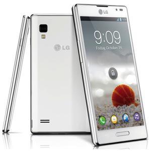 LG Optimus L9 4GB   - Wit - Simlockvrij