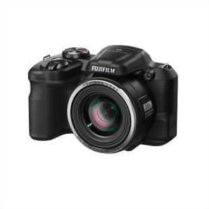 Bridge Fujifilm Finepix S8600 - Musta + Objektiivi Fujifilm 25–900mm f/2.9-6.5