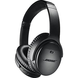 Cascos Reducción de ruido   Bluetooth  Micrófono Bose QuietComfort 35 II - Negro