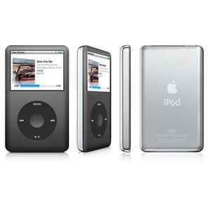 MP3-player & MP4 160GB iPod Classic - Schwarz