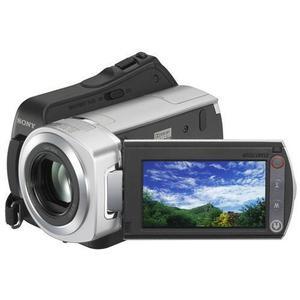 Caméra Sony DCR-SR35 - Gris/Noir