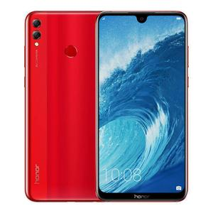 Huawei Honor 8X 64 Gb   - Rot - Ohne Vertrag