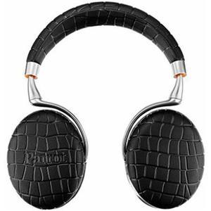 Parrot Zik 3 Starck Croco Koptelefoon Geluidsdemper Bluetooth Microfoon - Zwart