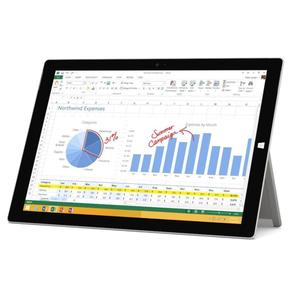 "Microsoft Surface Pro 3 12"" Core i3 1,5 GHz  - SSD 64 GB - 4GB"