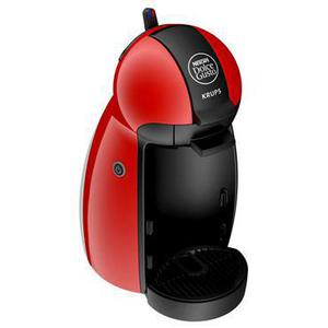 Krups Dolce Gusto Piccolo KP1006ES Espressomachine met capsules Dolce Gusto - Rood/Zwart