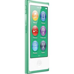 MP3-player & MP4 16GB iPod Nano 7 - Grün/Weiß