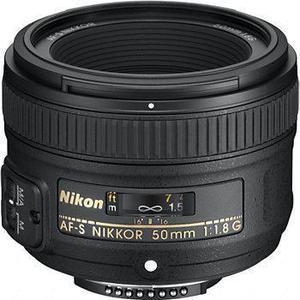 Nikon AF-S Nikkor 50mm f / 1.8G lens