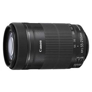 Lens Canon EF-S 55-250mm f/4-5.6 IS STM