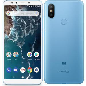 Xiaomi Mi A2 32 Gb Dual Sim - Aurora Blue - Ohne Vertrag