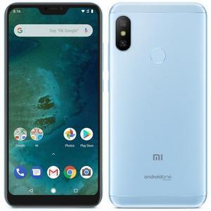 Xiaomi Mi A2 64 Gb Dual Sim - Aurora Blue - Ohne Vertrag