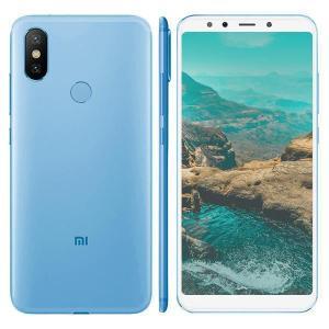 Xiaomi Mi A2 128GB Dual Sim - Sininen - Lukitsematon