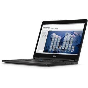 "Dell Latitude 7470 14""(2016) - Core i5-6300U - 8GB - SSD 256 Gb QWERTY - Αγγλικά (US)"