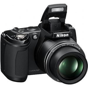 Bridge - Nikon Coolpix L310 - Noir