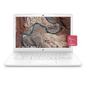 HP Chromebook 14-CA001NF Celeron 1,1 GHz 32GB SSD - 4GB AZERTY - Französisch