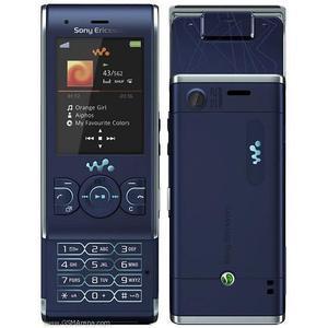 Sony Ericsson W595 - Bleu- Débloqué