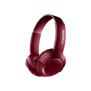 Casque Bluetooth avec Micro Philips SHB3075RD - Rouge