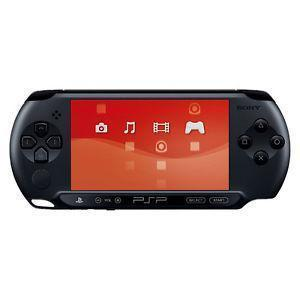 Konsole Sony PSP Street - Schwarz
