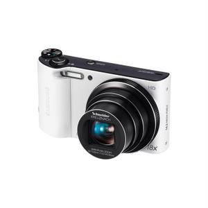 Kompaktkamera  WB150F Weiß + Objektiv Schneider-Kreuznach 24-432 mm f/3.2-5.8