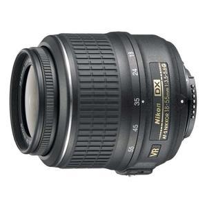 Objektiv Nikon 18-55 MM AF-S Nikkor 1: 3,5-5,6 G DX VR