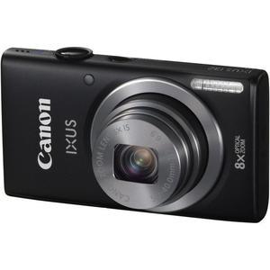 Compact Canon IXUS 132 - Zwart