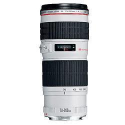 Objectif Canon EF 70-200MM F / 4 L USM