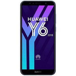 Huawei Y6 (2018) 16 Gb - Blau (Peacock Blue) - Ohne Vertrag