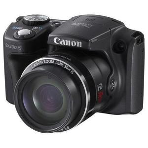 Bridge - Canon PowerShot SX500 IS - Nero